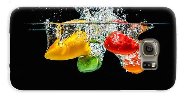 Splashing Paprika Galaxy S6 Case