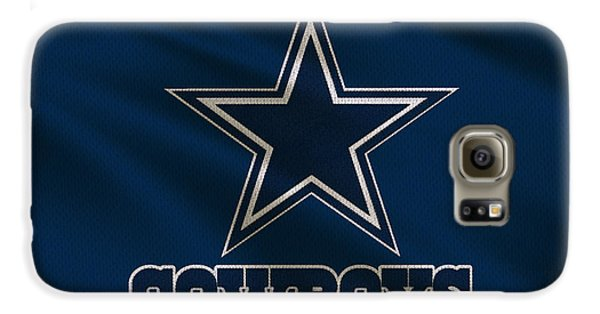 Dallas Cowboys Uniform Galaxy S6 Case