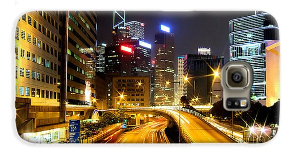 Hong Kong Galaxy S6 Case by Baltzgar