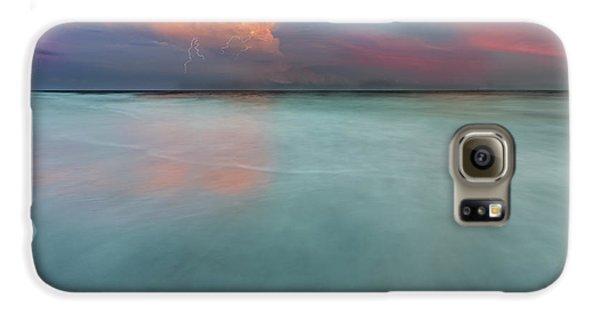 Sunset On Hilton Head Island Galaxy S6 Case