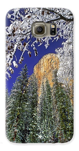 Usa, California, Yosemite National Park Galaxy S6 Case