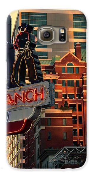 95.9 The Ranch  Galaxy S6 Case