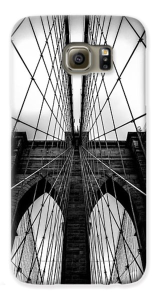 Architecture Galaxy S6 Case - A Brooklyn Perspective by Az Jackson