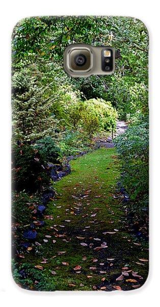 A Garden Path Galaxy S6 Case
