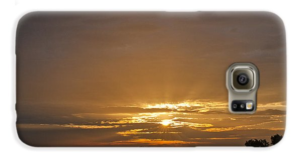 A New Day - Sunrise In Texas Galaxy S6 Case