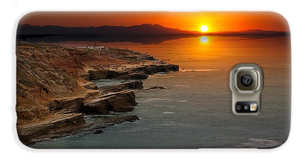 A Sunset Galaxy S6 Case