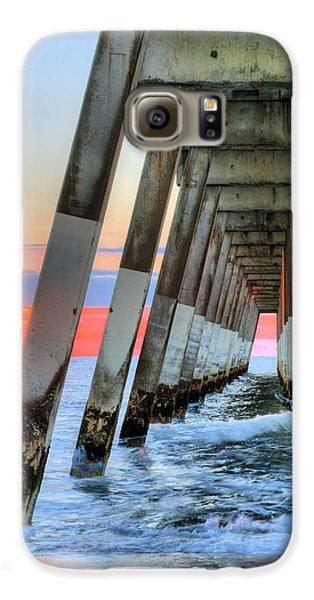A Wrightsville Beach Morning Galaxy S6 Case