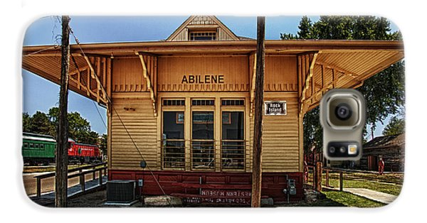 Abilene Station Galaxy S6 Case