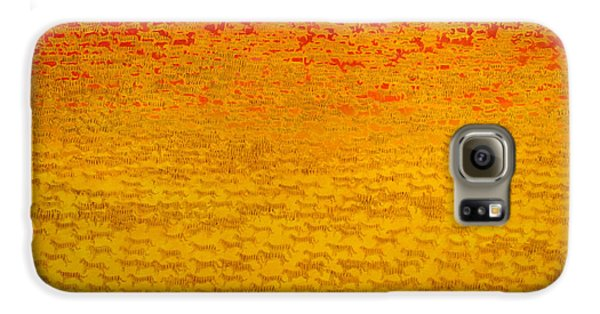 About 2500 Tigers Galaxy S6 Case by Charlie Baird