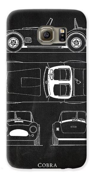 Ac Cobra Galaxy S6 Case by Mark Rogan