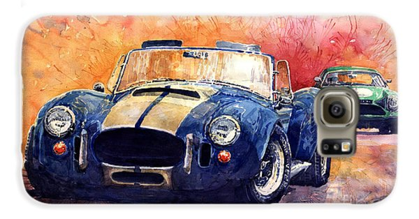 Ac Cobra Shelby 427 Galaxy S6 Case by Yuriy  Shevchuk
