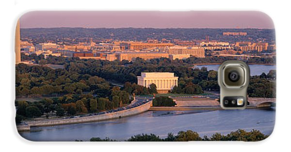 Aerial, Washington Dc, District Of Galaxy S6 Case