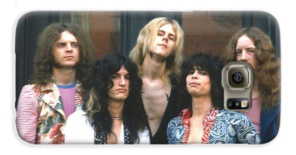 Aerosmith - Boston 1973 Galaxy S6 Case by Epic Rights