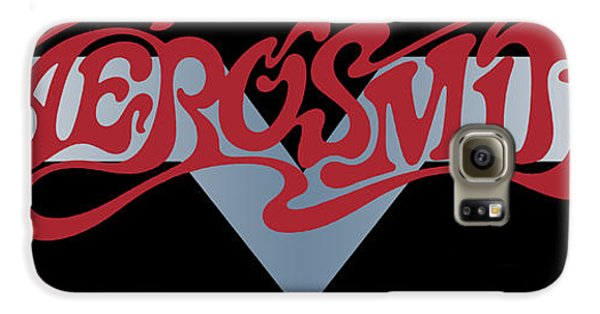 Aerosmith - Dream On Banner 1973 Galaxy S6 Case by Epic Rights