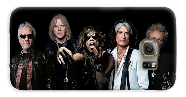 Aerosmith - Global Warming Tour 2012 Galaxy S6 Case by Epic Rights