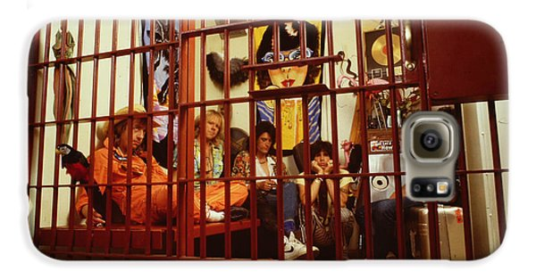 Aerosmith - In A Cage 1980s Galaxy S6 Case by Epic Rights