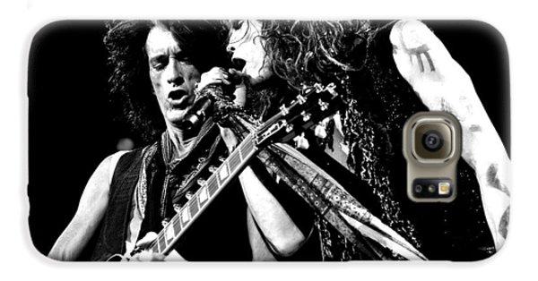 Aerosmith - Joe Perry & Steve Tyler Galaxy S6 Case by Epic Rights