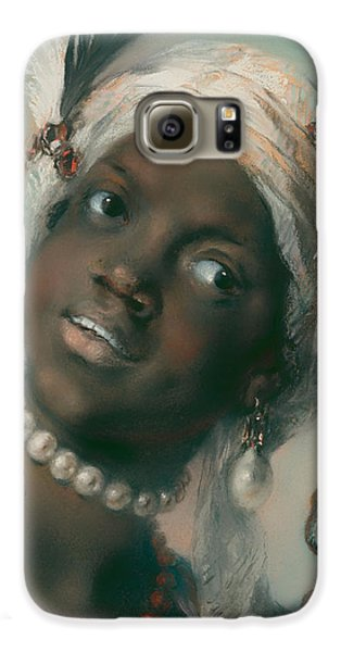 Voodoo Galaxy S6 Case - Africa by Mountain Dreams