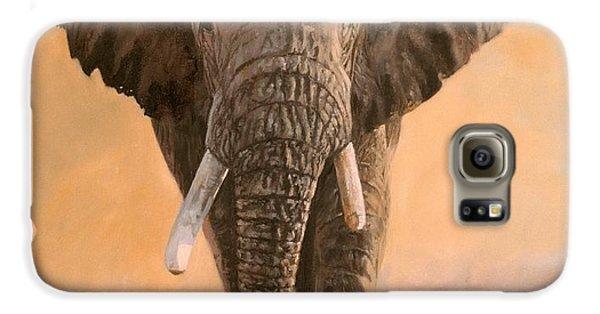 African Elephants Galaxy S6 Case