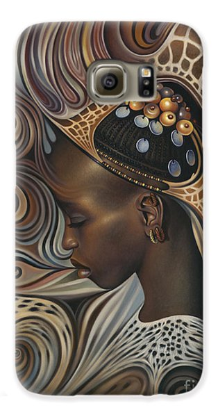 African Spirits II Galaxy S6 Case