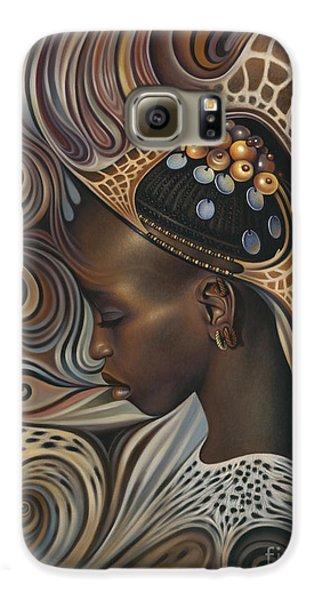 African Spirits II Galaxy S6 Case