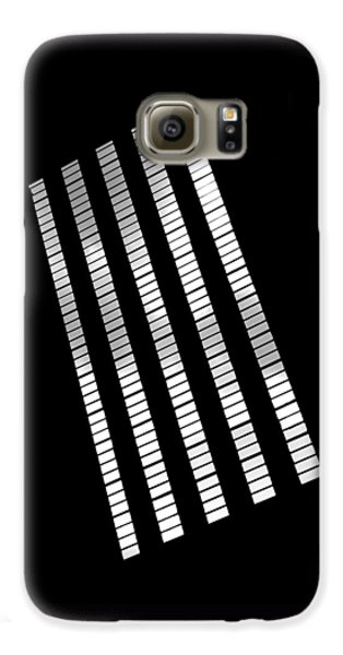 London Galaxy S6 Case - After Rodchenko 2 by Rona Black