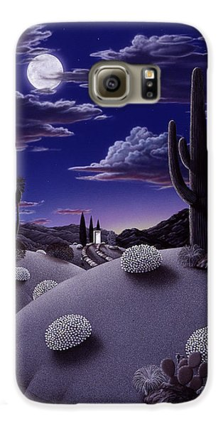 Desert Galaxy S6 Case - After The Rain by Snake Jagger