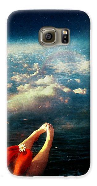 Daisy Galaxy S6 Case - Again by Mario Sanchez Nevado