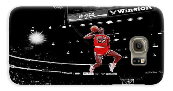 Air Jordan Galaxy S6 Case by Brian Reaves