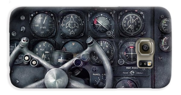 Air - The Cockpit Galaxy S6 Case