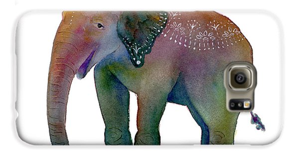 All Dressed Up Galaxy S6 Case by Amy Kirkpatrick