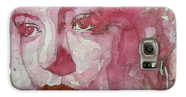 Jazz Galaxy S6 Case - All Of Me by Paul Lovering