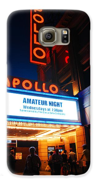 Amateur Night Galaxy S6 Case by James Kirkikis