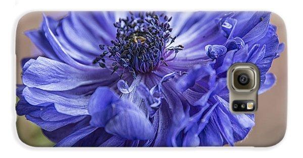 Anemone Blues I Galaxy S6 Case