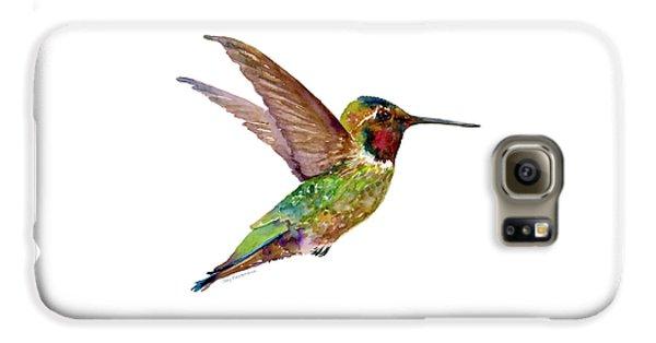 Anna Hummingbird Galaxy S6 Case