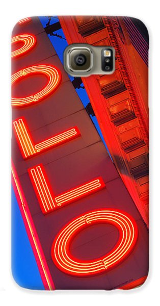 Harlem Galaxy S6 Case - Apollo Nights by James Kirkikis