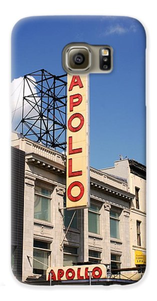 Apollo Theater Galaxy S6 Case
