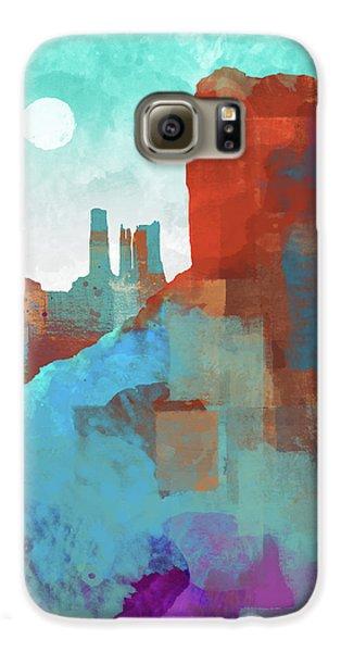 Arizona Monument Galaxy S6 Case by Dan Meneely