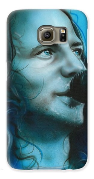 Arms Raised In A V Galaxy S6 Case
