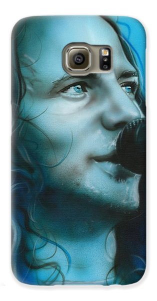 Eddie Vedder - ' Arms Raised In A V ' Galaxy S6 Case