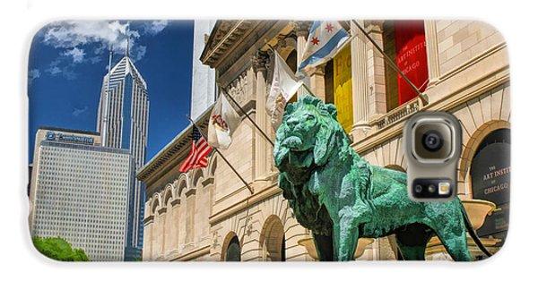 Art Institute In Chicago Galaxy S6 Case