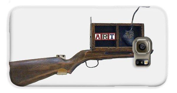 Art Rifle Galaxy S6 Case
