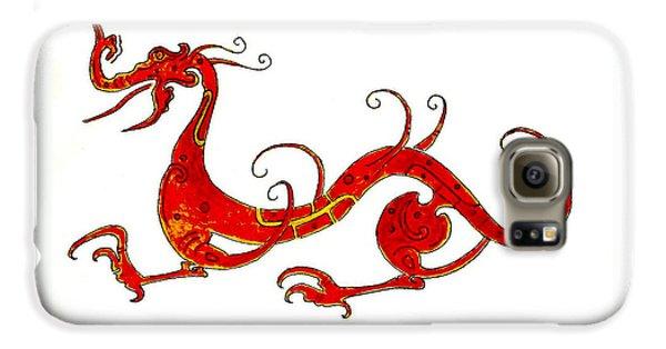 Asian Dragon Galaxy S6 Case