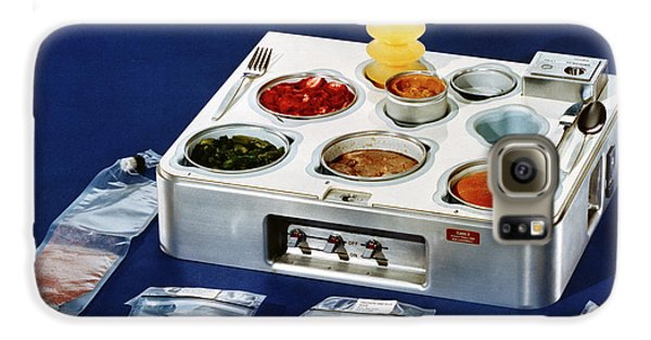 Asparagus Galaxy S6 Case - Astronaut Food by Nasa