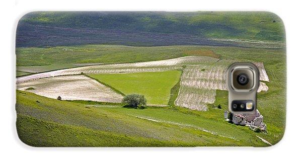 Galaxy S6 Case featuring the photograph Parko Nazionale Dei Monti Sibillini, Italy 7 by Dubi Roman