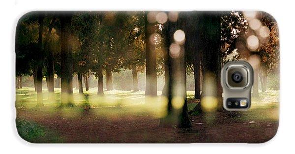 Galaxy S6 Case featuring the photograph At The Yarkon Park Tel Aviv by Dubi Roman