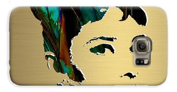 Audrey Hepburn Gold Series Galaxy S6 Case