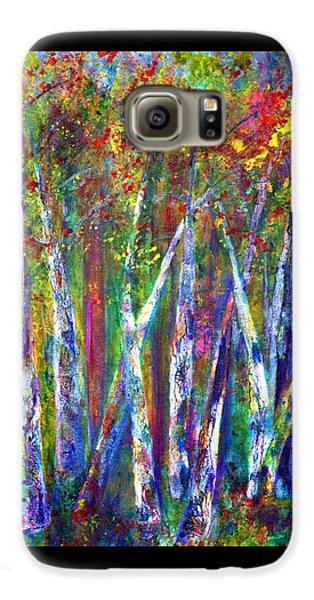 Autumn In Muskoka Galaxy S6 Case