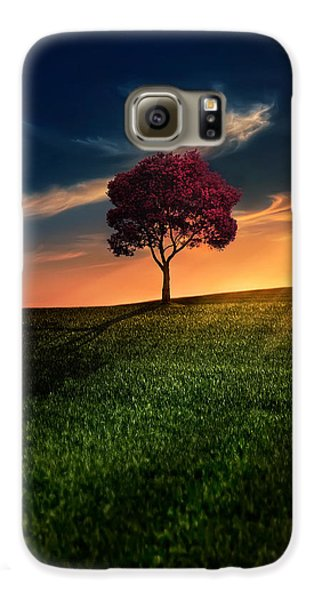 Awesome Solitude Galaxy S6 Case by Bess Hamiti