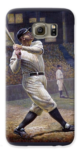 Babe Ruth Galaxy S6 Case